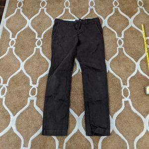 Levi's chino pants brown